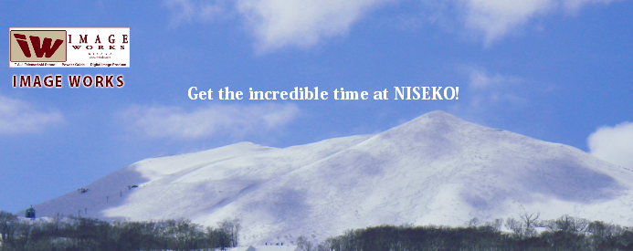 Niseko ski guide, IMAGE WORKS